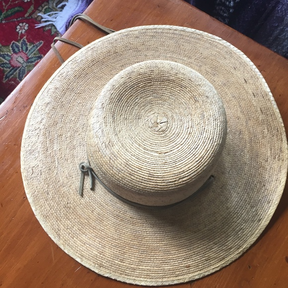 a1847f1b612c2 Tula Ranch Hat with Leather Chinstrap. M_5b525c5b0cb5aa403167d7b4